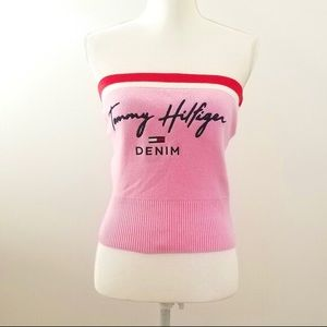 *NWT* Tommy Hilfiger tube top